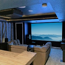 Theater Room Henderson